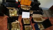 Gold dore bars and nuggets for sale